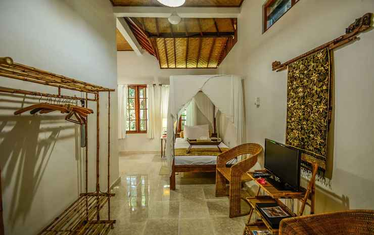 Aashaya Jasri Resort Bali - Kamar Single Superior, 1 kamar tidur, pemandangan kebun (Villa Kolam)