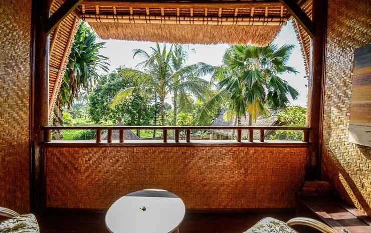 Aashaya Jasri Resort Bali - Kamar Triple Superior, pemandangan gunung (Villa Kayu 1C)