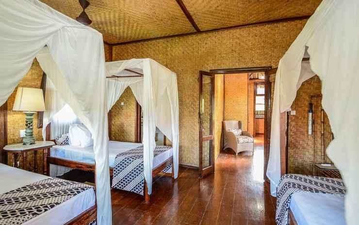 Aashaya Jasri Resort Bali - Kamar Double atau Twin Superior, 1 kamar tidur, ensuite, area taman (Villa Kayu 1A)
