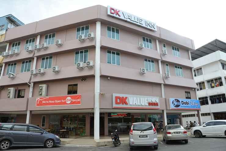 EXTERIOR_BUILDING DK Value Inn
