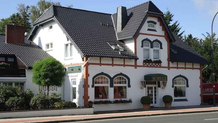 EXTERIOR_BUILDING Central Hotel Schulz