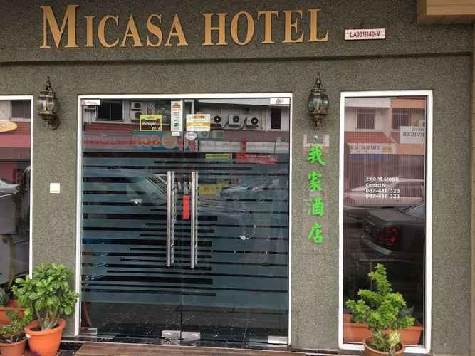 EXTERIOR_BUILDING Micasa Hotel