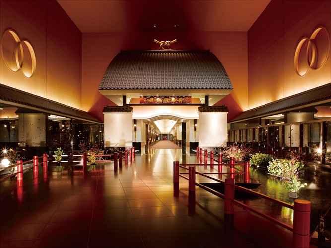 LOBBY โรงแรมกาโจเอ็ง โตเกียว