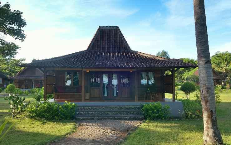 Desa Dunia Beda Lombok - Joglo Villa Beach Front