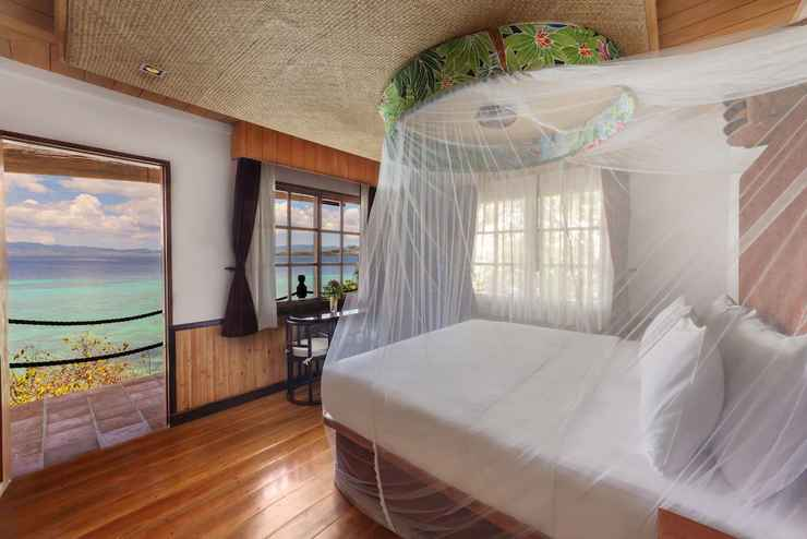 BEDROOM NoaNoa Private Island Estate - Adults Only