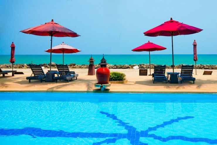 SWIMMING_POOL Puktien Cabana Beach Resort and Residence