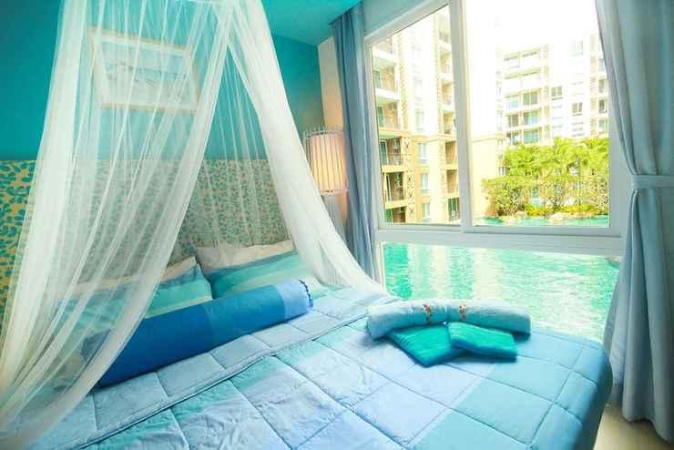 BEDROOM Atlantis Condo and Water Park Pattaya by the Sea