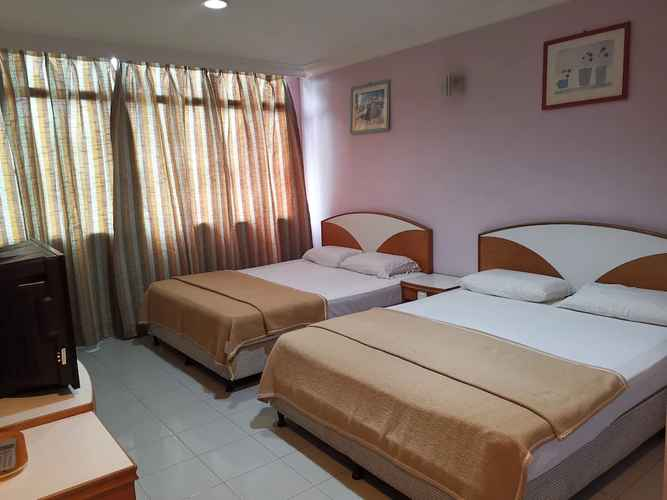 BEDROOM Hotel Inderapura