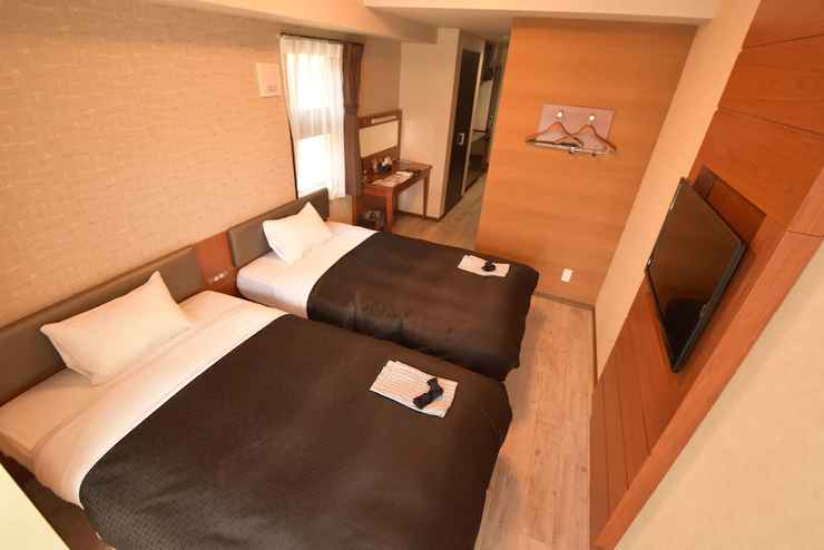 BEDROOM HOTEL TRAD Osaka Tsuruhashi