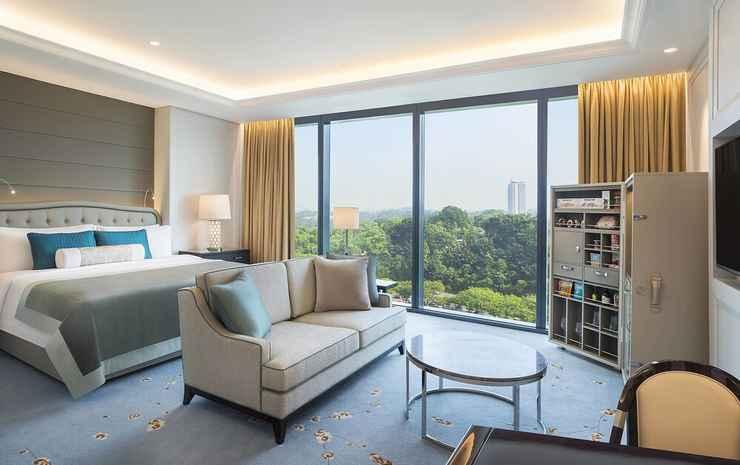 The St Regis Kuala Lumpur Kuala Lumpur - Suite Junior, 1 Tempat Tidur King, non-smoking, pemandangan kota (Metropolitan)