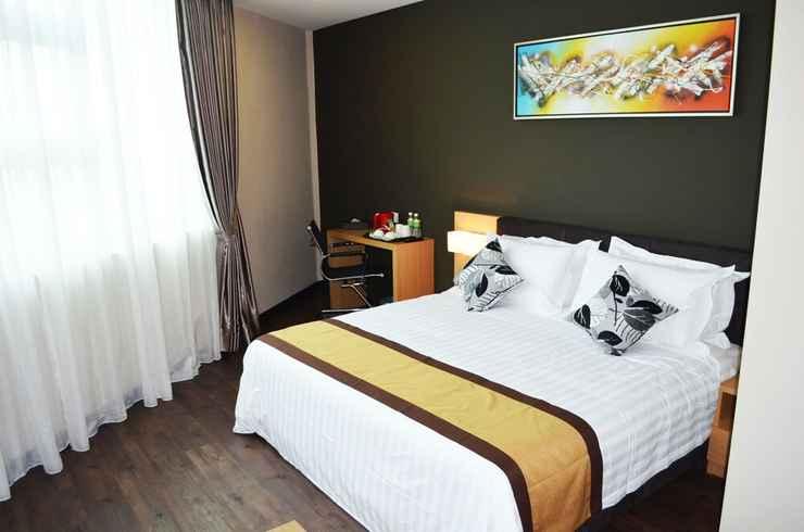 BEDROOM Q Bintang Hotel