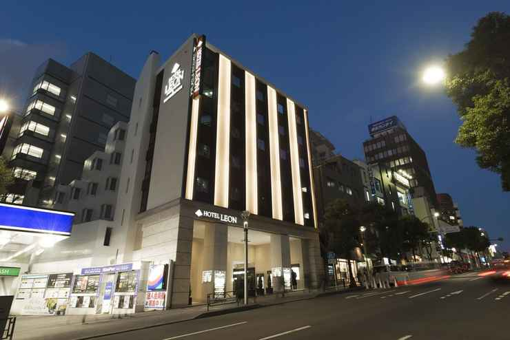 EXTERIOR_BUILDING โรงแรมลีออง เมกุโระ