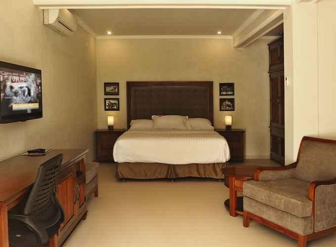 BEDROOM The Gecho Inn Country