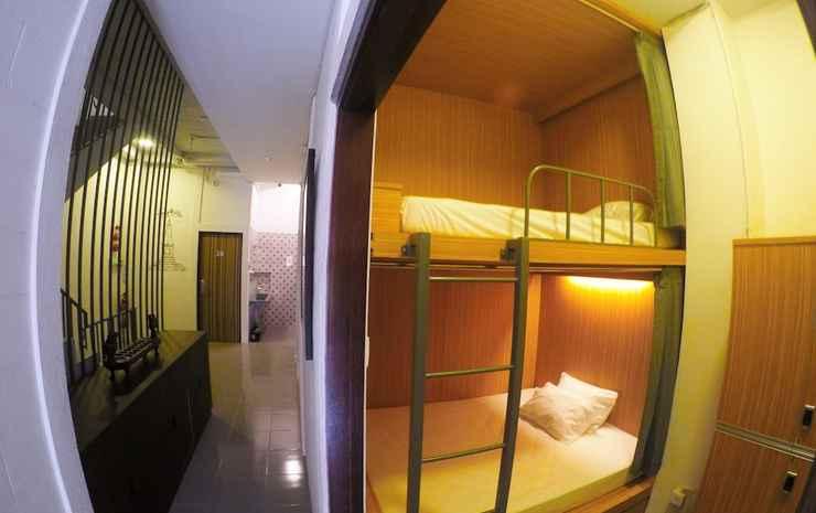 The Packer Lodge Yogyakarta Yogyakarta - Asrama Umum (Double Bed)
