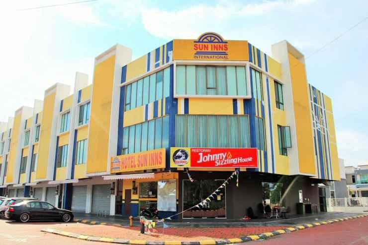 EXTERIOR_BUILDING Sun Inns Hotel Pasir Penambang (KS Botanic)
