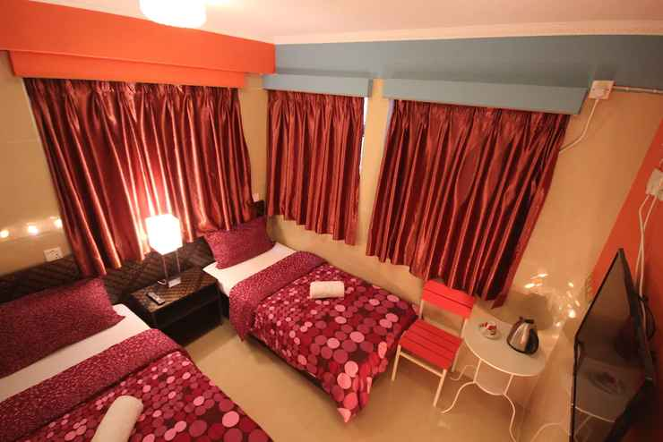 BEDROOM Comfort Hostel