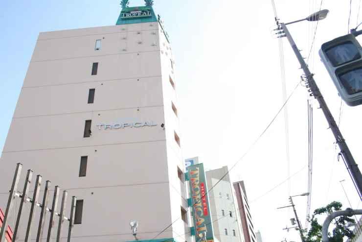 EXTERIOR_BUILDING โรงแรมทรอปิคอล โอซาก้า - สำหรับผู้ใหญ่เท่านั้น