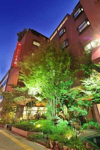 EXTERIOR_BUILDING โรงแรมซังเซ็นกากุ