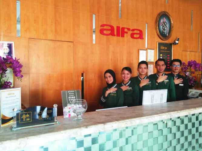 LOBBY Hotel Aifa