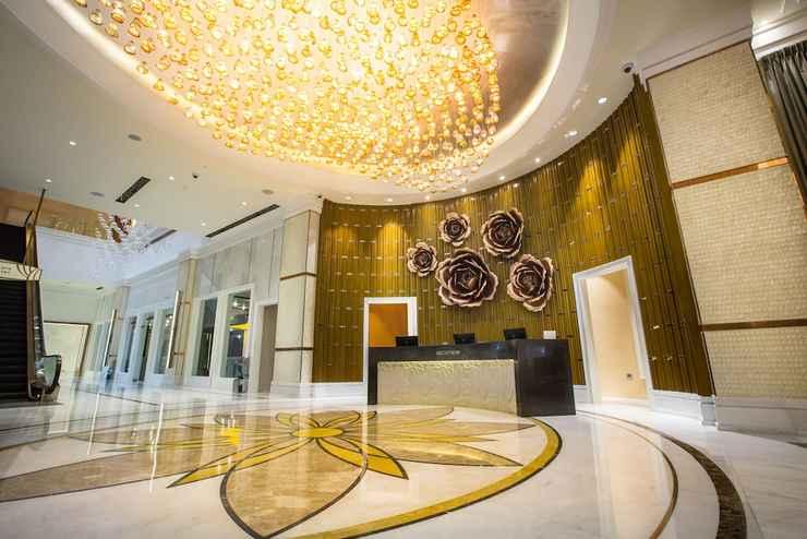 LOBBY Winford Manila Resort and Casino