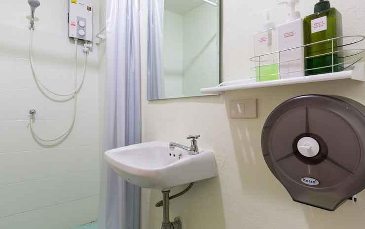 Trica Hostel Bangkok - Kamar Double Basic untuk 1 Orang, 1 Tempat Tidur King