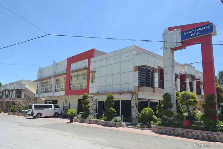 EXTERIOR_BUILDING Roadhaus Hotel - The Manny Pacquiao Hotel