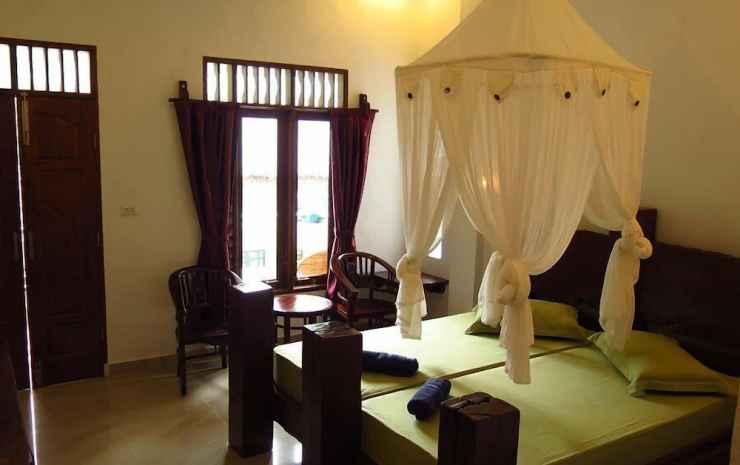 Indra Valley Inn Bukit Lawang Langkat - Kamar Double Deluks, balkon