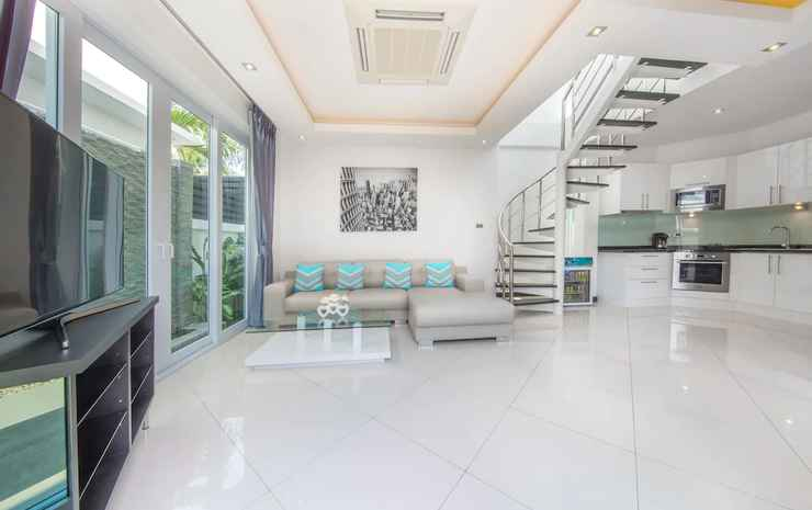 Colibri Pool Villa Pattaya Chonburi -