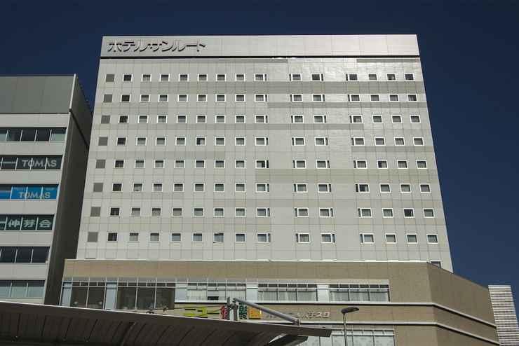 EXTERIOR_BUILDING โรงแรมซันรูท ชิบะ