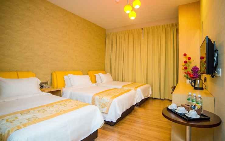 Hotel Shiki by Holmes Hotel Johor - Superior Triple Room