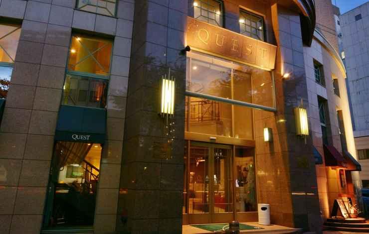 EXTERIOR_BUILDING โรงแรมเควสต์ ชิมิสึ