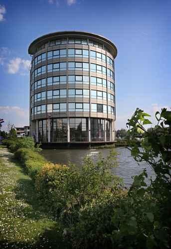EXTERIOR_BUILDING เบสท์เวสเทิร์น พลัส อาเมเดีย อัมสเตอร์ดัม แอร์พอร์ต