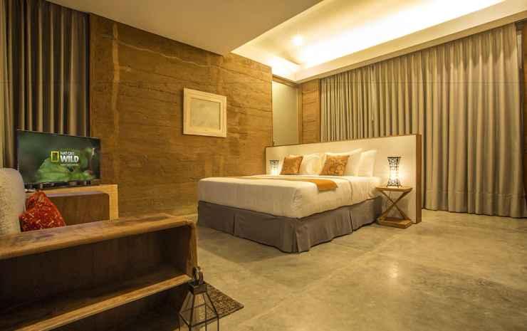 Seven Havens Residence Lombok - Suite Eksekutif, 1 Tempat Tidur King, pemandangan gunung, tepi gunung