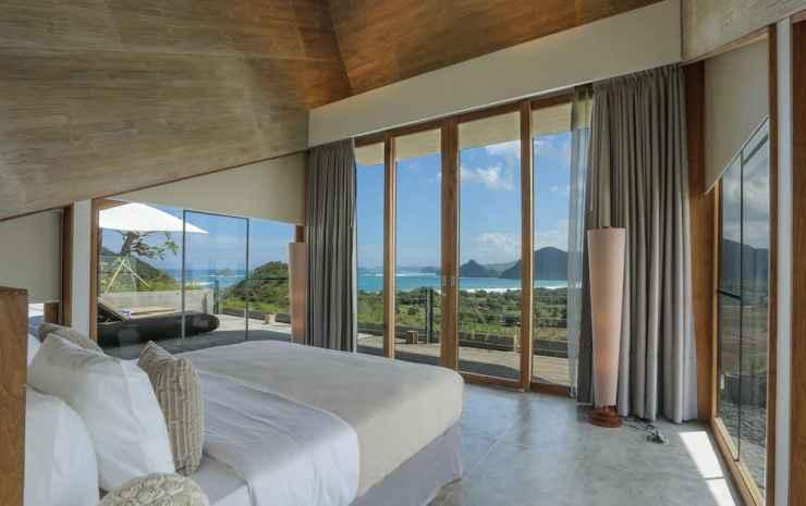 Seven Havens Residence Lombok - Suite Presidensial, 1 Tempat Tidur King, pemandangan samudra, menghadap laut