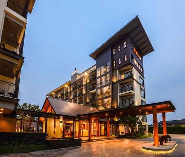 EXTERIOR_BUILDING โรงแรมอมันตา หนองคาย