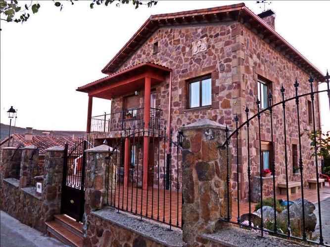 EXTERIOR_BUILDING Casa Rural La Yedra