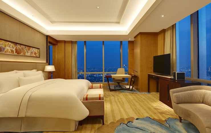 The Westin Jakarta Jakarta - Kamar Klub, 1 Tempat Tidur King, non-smoking (Renewal Room)