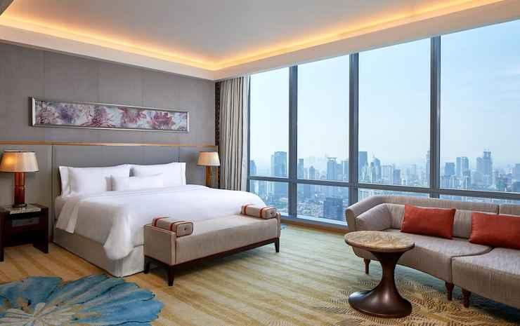 The Westin Jakarta Jakarta - Kamar Premium, 1 Tempat Tidur King, non-smoking
