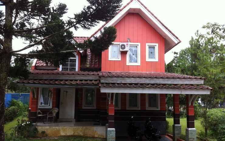 Villa Bukit Danau Lot 13 Puncak -