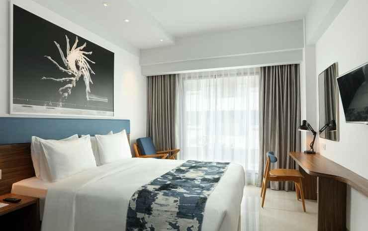 Holiday Inn Express Baruna Bali - Kamar, 1 Tempat Tidur Queen, akses difabel, non-smoking