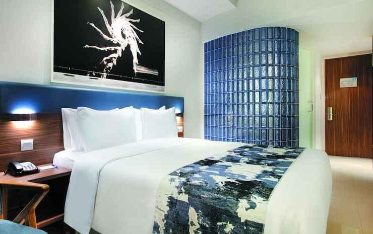 Holiday Inn Express Baruna Bali - Kamar Standar, 1 Tempat Tidur Queen, non-smoking