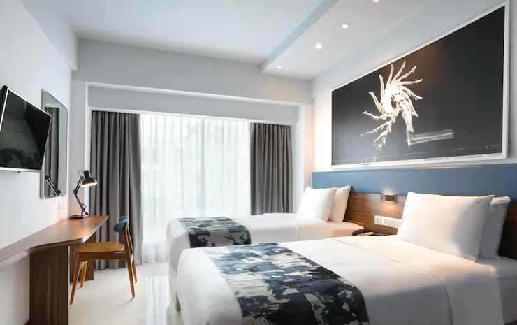 Holiday Inn Express Baruna Bali - Kamar Standar, 2 Tempat Tidur Twin, non-smoking