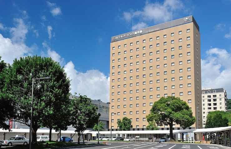 EXTERIOR_BUILDING โรงแรมเออร์บิก คาโงชิมะ