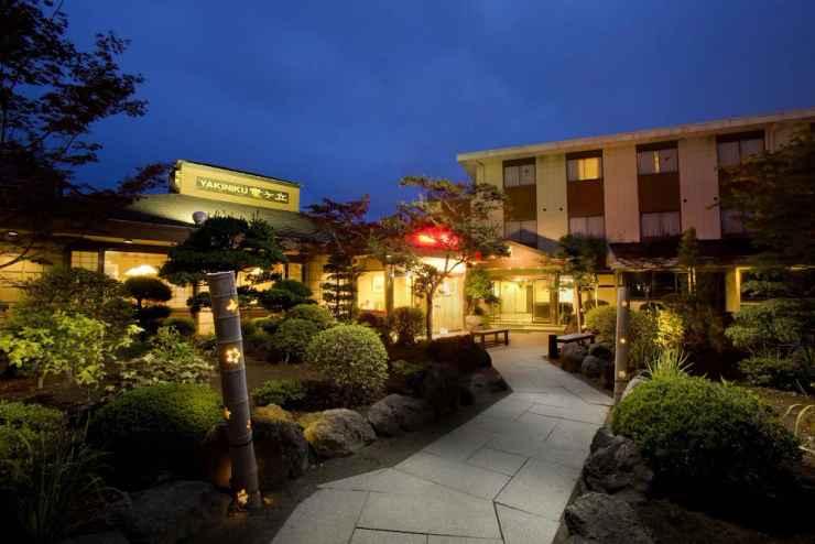 EXTERIOR_BUILDING โรงแรมฟูจิ ทัตสึงาโอกะ
