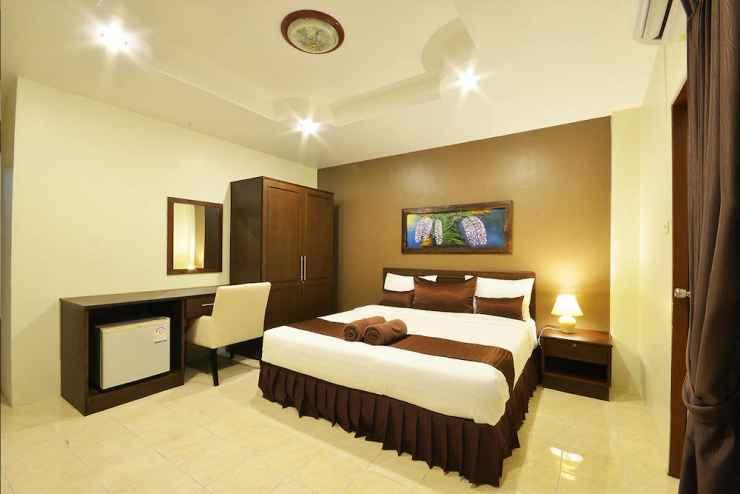 BEDROOM The Links Hotel Pattaya