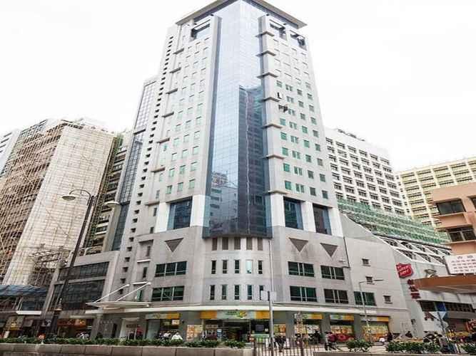 EXTERIOR_BUILDING Metro Winner Hotel