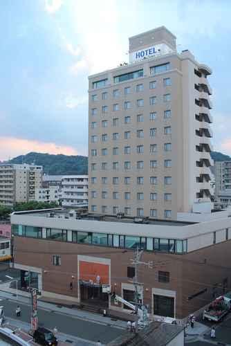 EXTERIOR_BUILDING โรงแรมลีฟแมกซ์ คาโงชิมะ