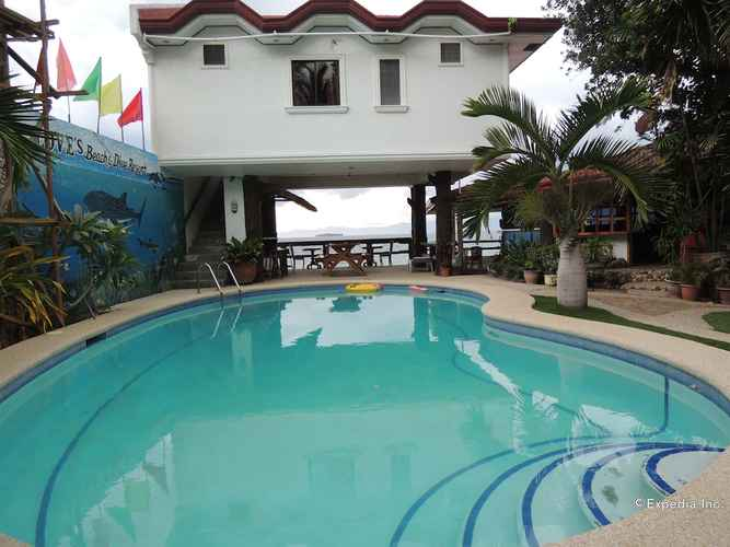 SWIMMING_POOL Love's Beach and Dive Resort