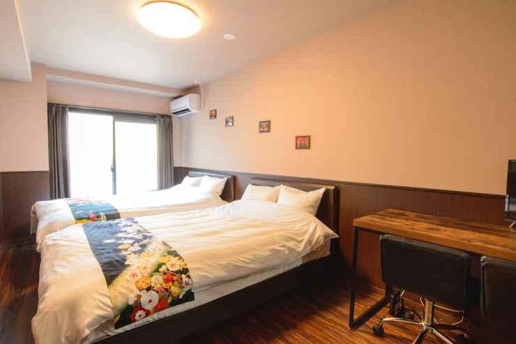 BEDROOM Root2 coffee & hostel