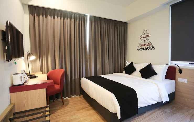 Avenue J Hotel, Central Market KL Kuala Lumpur - Kamar Twin Deluks